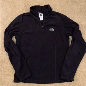 The North Face TKA 100 1/4 Zip Fleece Pullover S
